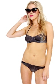 Insight Ice House Bustier Bikini