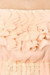 Rose Jelly Pink Dress