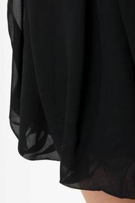Bubble Duty Black Lace Dress at Lulus.com!