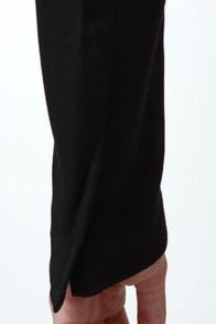 Notchy or Nice Black Blazer at Lulus.com!