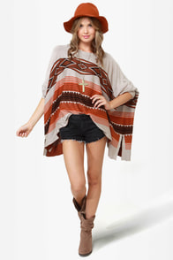 Diamondback Brown Sweater Top at Lulus.com!