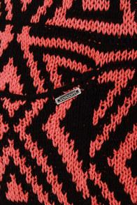 Volcom Machu Peaches Knit Hot Pants at Lulus.com!