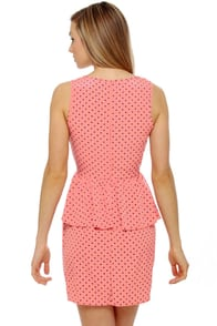 Dotty or Nice Polka Dot Dress at Lulus.com!