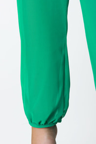 Dinner for Two Green Shift Dress at Lulus.com!