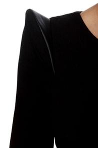 Future of Fashion Black Dress