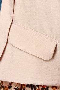 Savannah Sachet Blush Pink Jacket