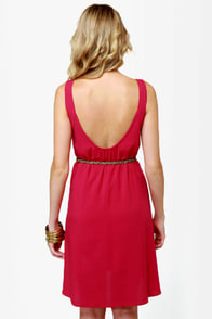 The Real Deal Red Dress at Lulus.com!