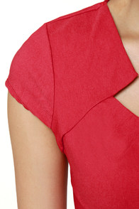 Hubba Hubba Red Dress at Lulus.com!