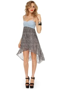 Billabong Love First Print Dress