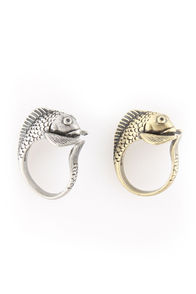Go Fish Ring