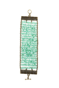 Chip Mate Mint Bracelet at Lulus.com!