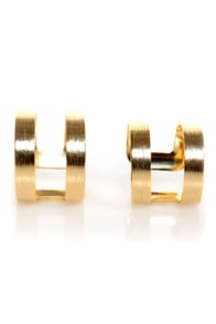 Couples Repeat Gold Ring Set at Lulus.com!