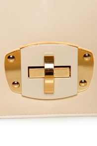 Main Squeeze Ivory Purse