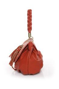 Melie Bianco Molly Burnt Orange Handbag