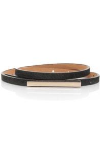 Skinny Mini Black Belt