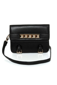Tell Me About It, Stud Black Purse