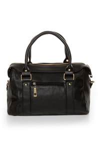 Personal Shopper Black Handbag