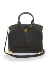 What\\\'s Up, Doc? Black Handbag