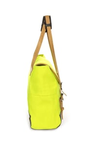Rocky Mountain Highlighter Neon Yellow Tote at Lulus.com!