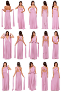 LULUS Exclusive Tricks of the Trade Mauve Maxi Dress 8