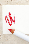 Sigma Mirth Red Lip Base Pencil 1