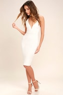 Gracefully Yours White Dress 2
