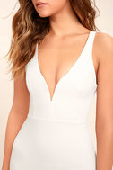 Gracefully Yours White Dress 5