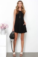 Tupelo Honey Black Dress 2