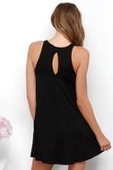 Tupelo Honey Black Dress 4