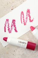 LAQA & Co. Pinkman + Lambchop Lil' Lip Duo 2