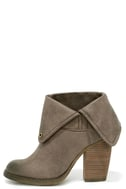 Sbicca Chord Taupe Fold-Over Boots 2