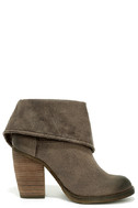 Sbicca Chord Taupe Fold-Over Boots 4