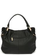 Ocean Cruise Black Handbag 5