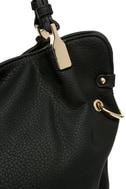 Ocean Cruise Black Handbag 6