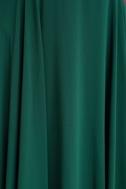 Mythical Kind of Love Dark Green Maxi Dress 6