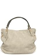 Ocean Cruise Sand Grey Handbag 2