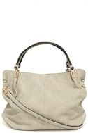 Ocean Cruise Sand Grey Handbag 3