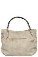 Ocean Cruise Sand Grey Handbag 5