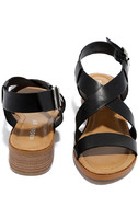 Madden Girl Tulum Black Heeled Sandals 2