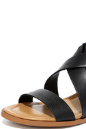 Madden Girl Tulum Black Heeled Sandals 5