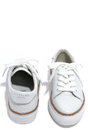 Sixtyseven 77704 Burna White Leather Sneakers 2