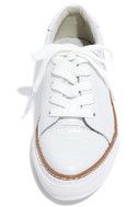 Sixtyseven 77704 Burna White Leather Sneakers 4