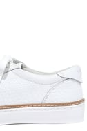 Sixtyseven 77704 Burna White Leather Sneakers 6