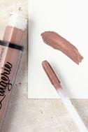 NYX Corset Nude Lip Lingerie Liquid Lipstick 1