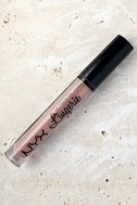 NYX Corset Nude Lip Lingerie Liquid Lipstick 2