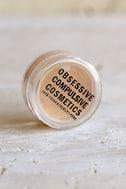 Obsessive Compulsive Cosmetics Flicker Gold Loose Colour 2