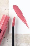 NYX Tea and Cookies Pink Liquid Suede Cream Lipstick