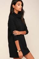 Scheme of Things Black Long Sleeve Dress 3
