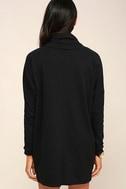 Scheme of Things Black Long Sleeve Dress 4