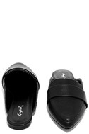 Chiavari Black Loafer Slides 3